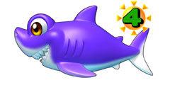 ハイパー海物語/図柄裏サメ